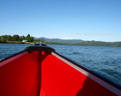 Canoe ride8