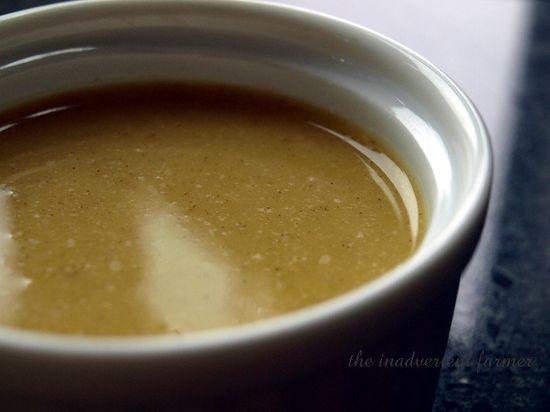 Pumpkin soup1
