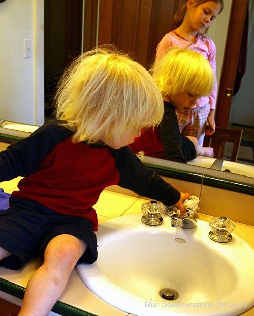 Kids clean5