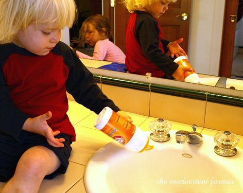Kids clean4