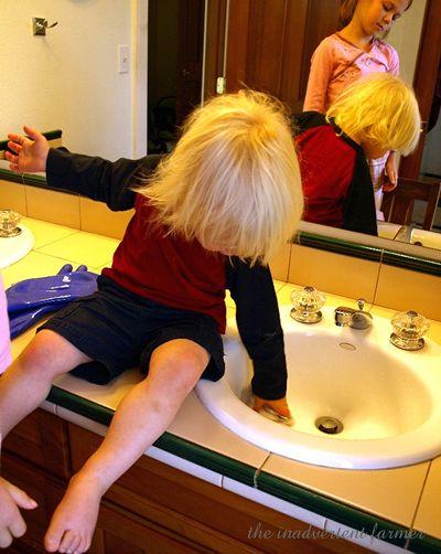 Kids clean6
