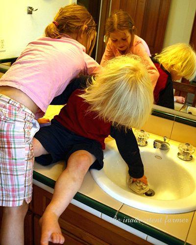 Kids clean9