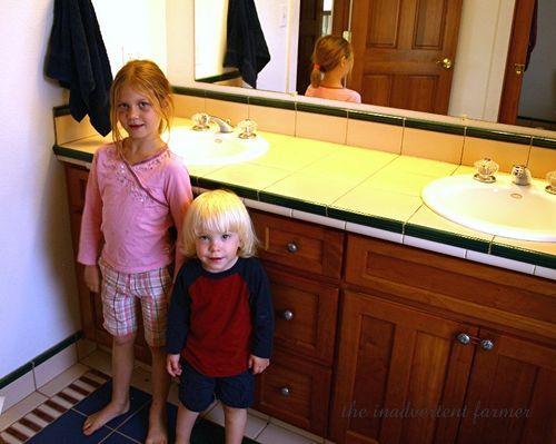 Kids clean11