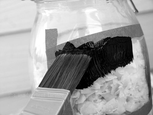 Chalk jars9