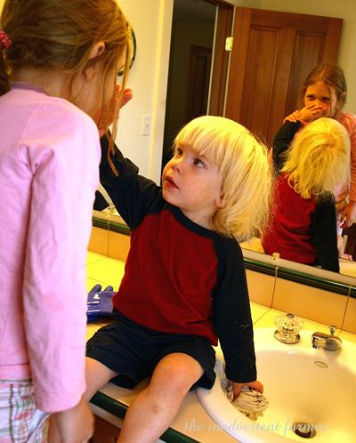 Kids clean8
