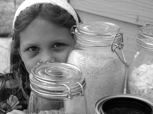 Chalk jars8
