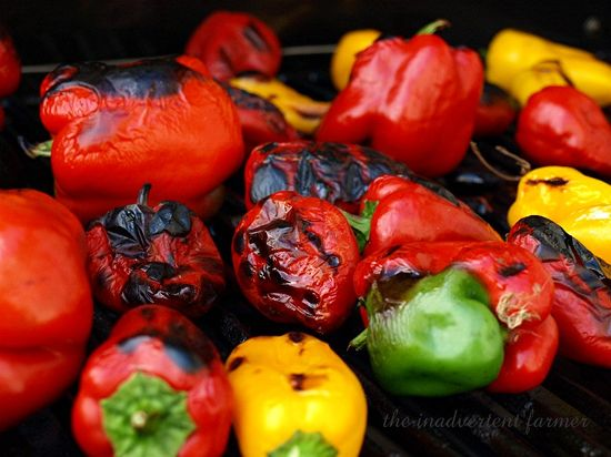 Roasted peppers2
