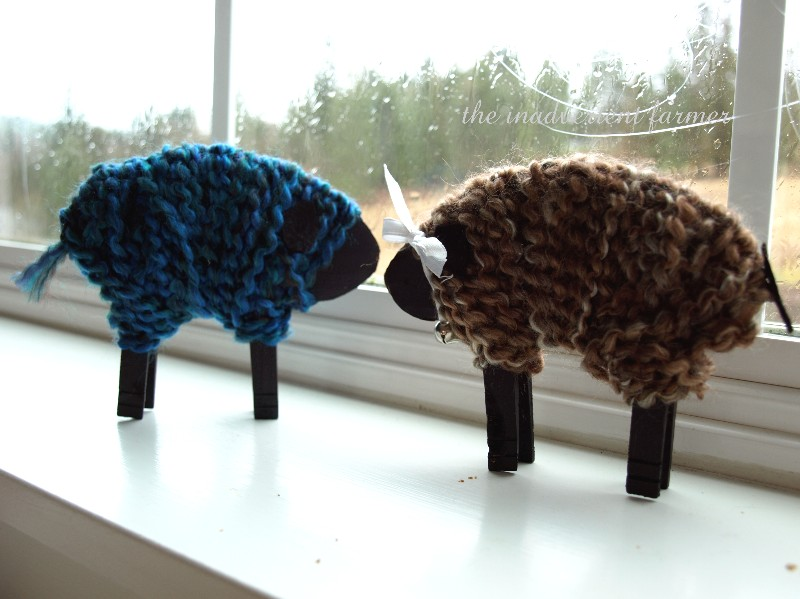 Sheep Craft Kids Wool Yarn Easy