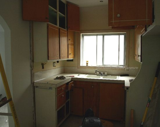 The Finished Small Kitchen Remodel And Budget The