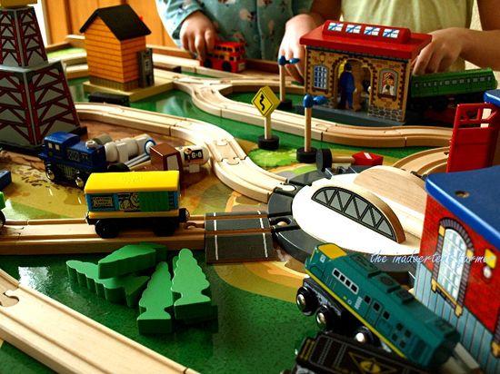 Train set toy