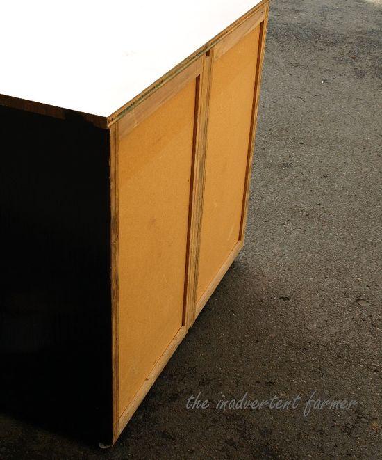 Chalkboard dresser back1
