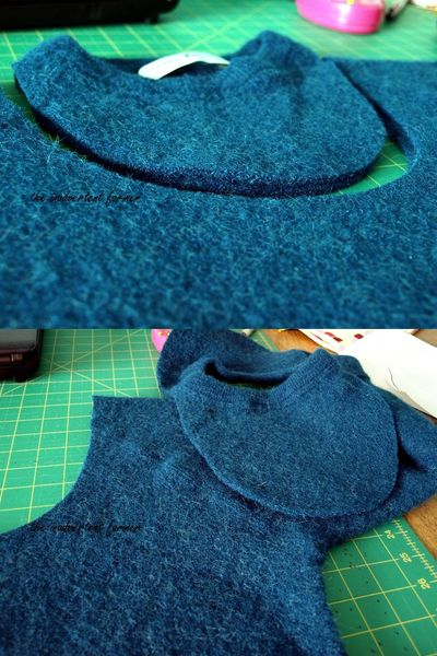 Felted wool sweater laptop bag31