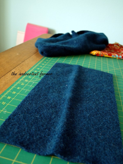 Felted wool sweater laptop bag25