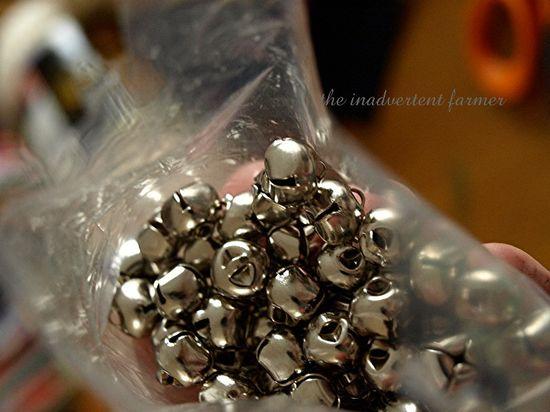 Tiny craft bells
