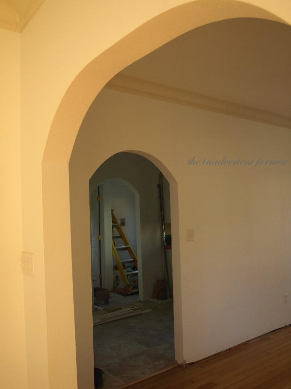 Arches old house remodel