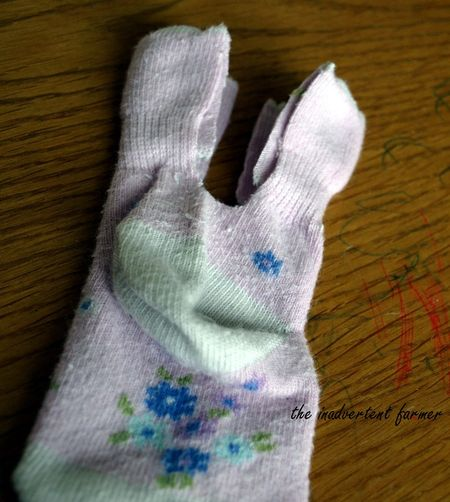 Sock kitty craft2