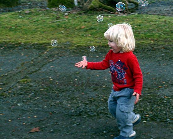Bubble joy boy1