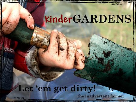 Kindergardens shovel