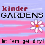 KinderGARDENS large button