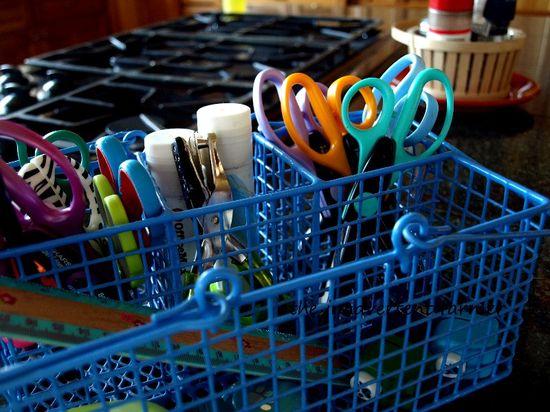 Scrap picture scissors