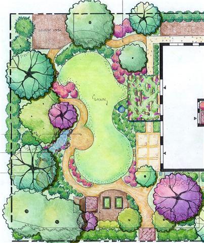 garden design - Garden Design Children S Play Area
