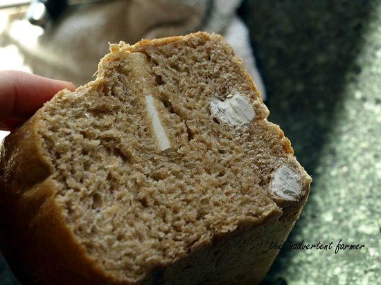 Chalkboard bread