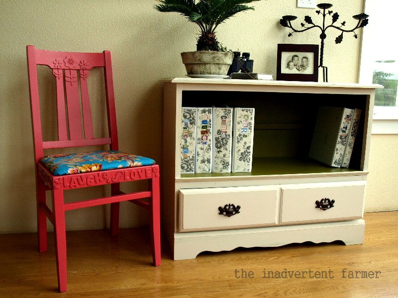 Credenza Chair Paint Old With Painting Old Furniture