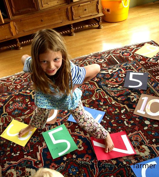 Alphabet twister