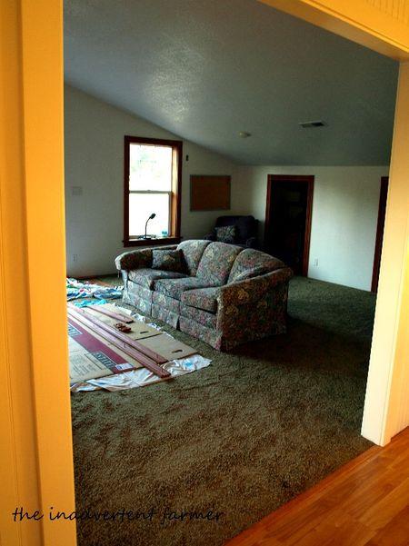 Sitting room apartment