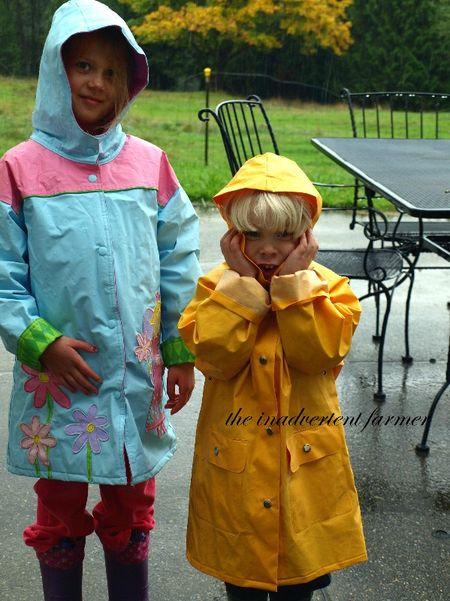Raingear children northwest