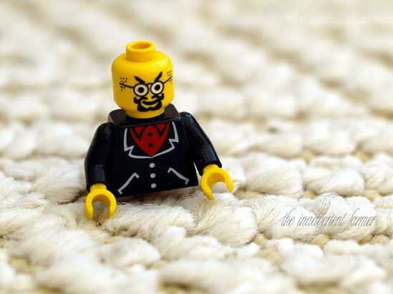 Lego war bad guy