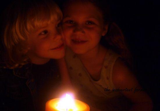 Candlelight kids