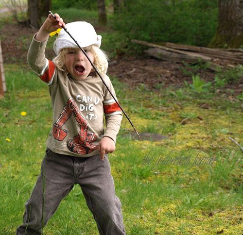 Boy pirate sword hat